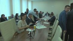 Ședința Comisiei economie, buget și finanțe din 11 mai 2017