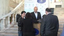 Conferință de presă susținută de Ministrul Mediului, Grațiela Leocadia Gavrilescu, cu ocazia lansării programelor: Rabla Clasic și Rabla Plus
