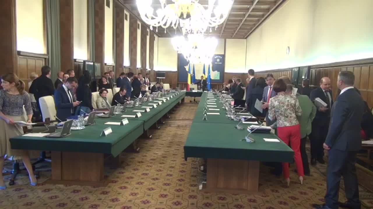 Ședința Guvernului României din 11 mai 2017