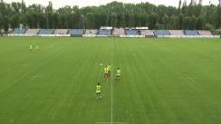 Meciul de Rugby între CSA Steaua București - CS Universitatea Cluj. SuperLiga CEC BANK 2016-2017