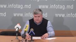 """Conferință de presă organizată de Fundația pentru Protecția Drepturilor Omului """"FREEDOM MOLDOVA"""" cu tema """"Prezentarea primului Raport periodic în domeniul drepturilor omului din Republica Moldova"""""""
