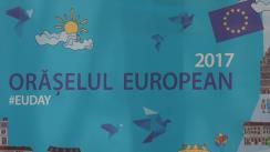 Conferința de presă susținută de Ambasadorul EU în Republica Moldova, Pirkka Tapiola