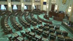 Ședința în plen a Senatului României din 15 mai 2017