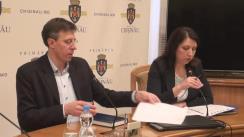 Declarațiile Veronicăi Herța după Ședința Primăriei din 15 mai 2017