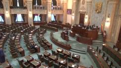 Ședința în plen a Senatului României din 16 mai 2017