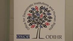 """Conferința internațională """"Bune practici de integrare a migranților în conformitate cu angajamentele OSCE și standardele internaționale"""", organizată de către Biroul migrație și azil al MAI în cooperare cu Biroul OSCE pentru Instituțiile Democratice și Drepturile Omului"""