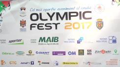 Conferință de presă dedicată evenimentului OLYMPIC FEST 2017