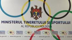 """Coferință de presă organizată de Ministerul Tineretului și Sportului dedicată lansării Programului """"Capitala Tineretului 2018"""""""