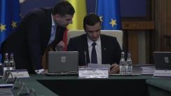 Ședința Guvernului României din 18 mai 2017