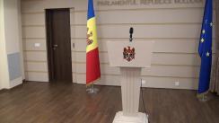 Declarația fracțiunii parlamentare PDM după întrevederea cu delegația Comisiei de la Veneția