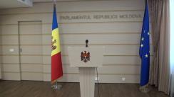 Declarația fracțiunii parlamentare PLDM după întrevederea cu delegația Comisiei de la Veneția