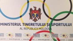 Conferință de presă organizată de Ministerul Tineretului și Sportului în colaborare cu Federația de Taekwondo WTF cu prilejul desfășurării Turneului Internațional G1 Moldova Open la taekwondo