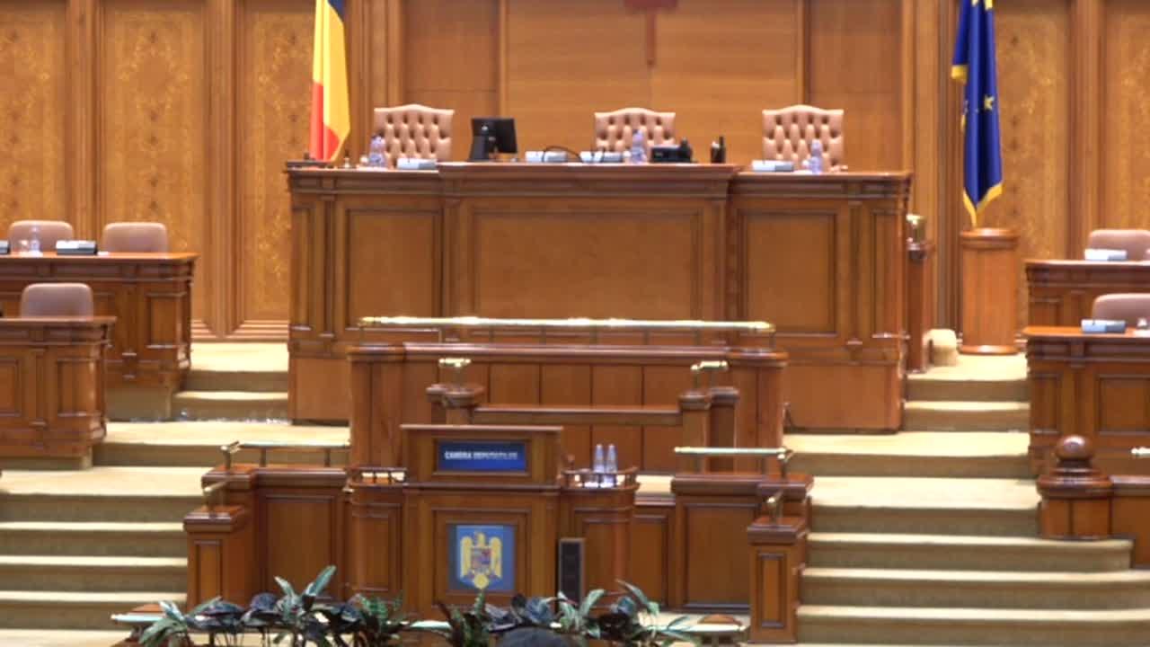 Ședința în plen a Camerei Deputaților României din 22 mai 2017