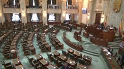 Ședința în plen a Senatului României din 22 mai 2017