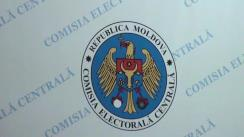 Ședința Comisiei Electorale Centrale din 23 mai 2017