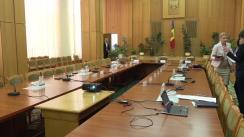 Ședința Consiliului național pentru reforma administrației publice din 23 mai 2017
