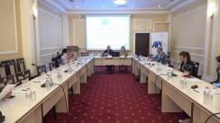 Masa rotundă de prezentare a rezultatelor celui de-al doilea raport al monitorizării de conținut a celor mai importante posturi de televiziune din Federația Rusă, retransmise în Republica Moldova