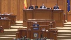 Ședința în plen a Camerei Deputaților României din 23 mai 2017