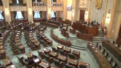 Ședința în plen a Senatului României din 23 mai 2017