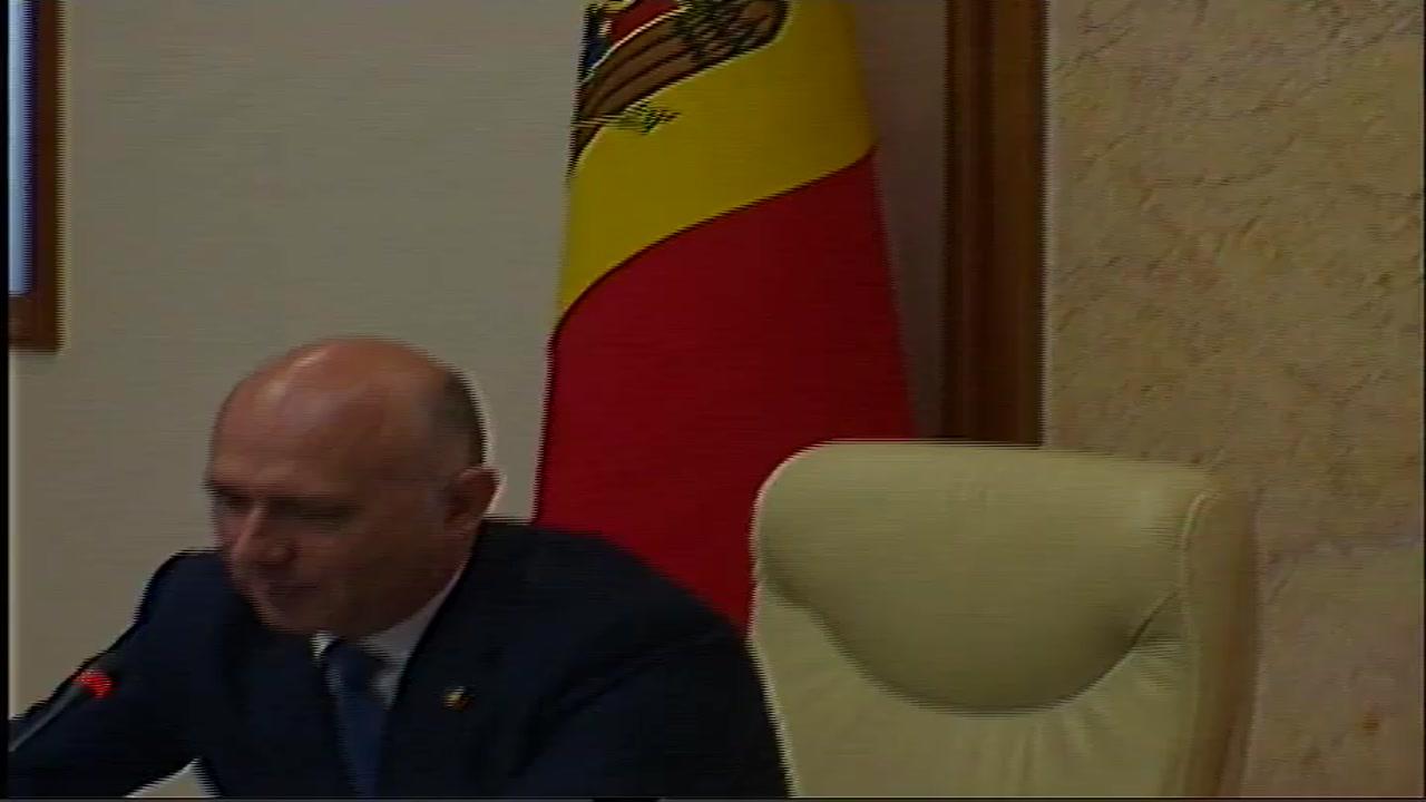 Ședința Guvernului Republicii Moldova din 24 mai 2017