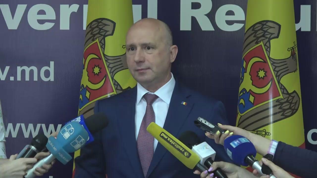 Declarațiile lui Pavel Filip după ședința Consiliului național pentru reforma administrației publice din 23 mai 2017