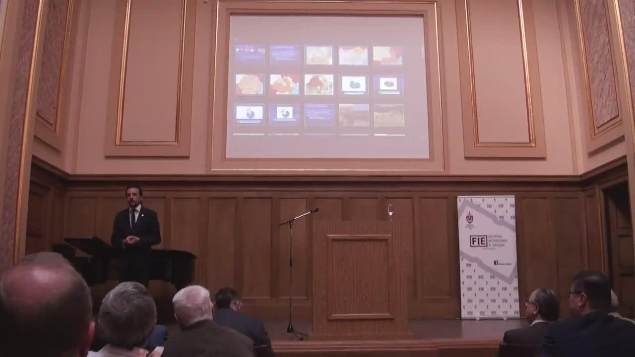 Conferință susținută de academicianul Ioan-Aurel Pop