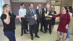 Briefing organizat de fracțiunea PSRM din cadrul Consiliului Municipal Chișinău