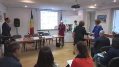 """Conferința """"Rezultate pentru copii cu sprijinul Granturilor Norvegiene. Prezentarea progresului proiectului model Incluziune socială prin furnizarea de servicii integrate la nivelul comunității"""""""
