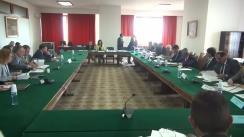 Ședința comună a Comisiei economică, industrii și servicii și a Comisiei pentru dezvoltare regională, administrarea activelor statului și privatizare din cadrul Senatului României