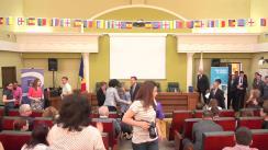"""Prelegerea publică ținută de Secretarul General al Consiliului Europei, Thorbjørn Jagland, la tema """"Provocări/amenințări la adresa securității democratice"""""""