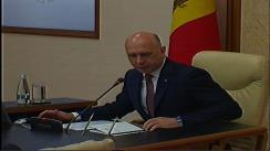 Ședința Guvernului Republicii Moldova din 31 mai 2017