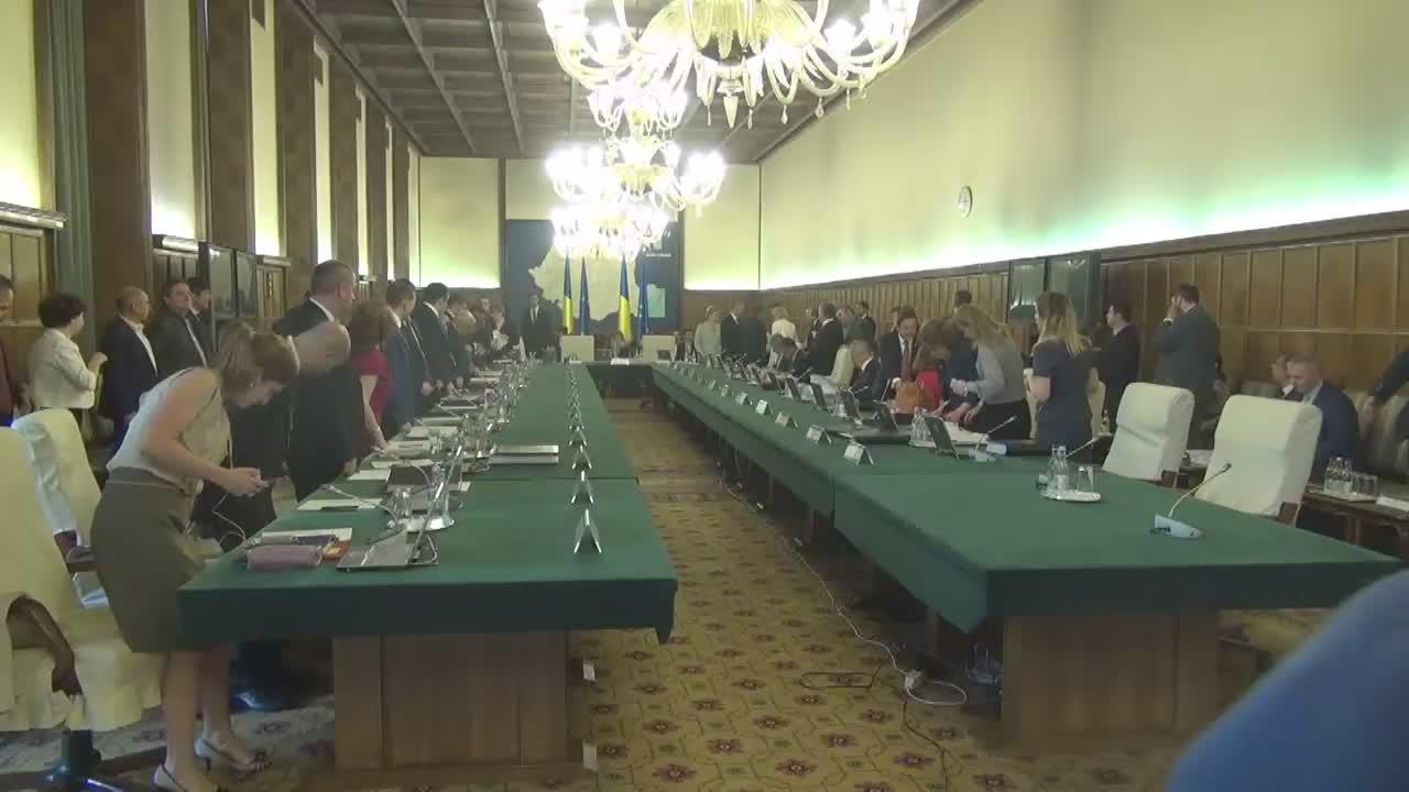 Ședința Guvernului României din 31 mai 2017
