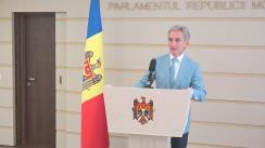 Declarațiile lui Iurie Leancă după ședința Consiliului Parlamentar pentru Integrare Europeană din 31 mai 2017