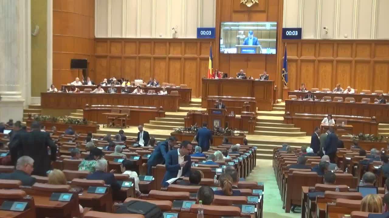 Ședința în plen a Camerei Deputaților României din 6 iunie 2017