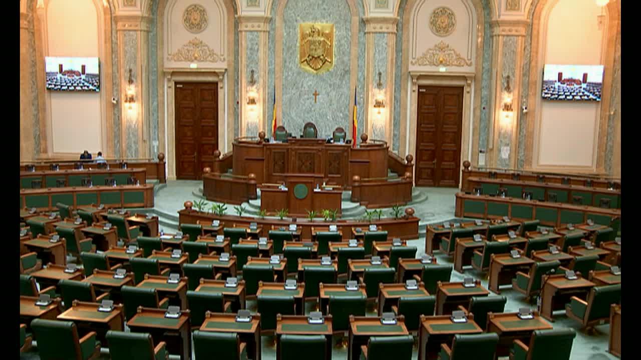 Ședința în plen a Senatului României din 6 iunie 2017