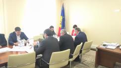 Ședința Comisiei politică externă și integrare europeană din 2 iunie 2017