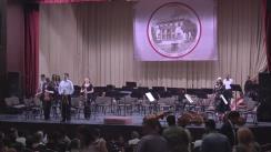 Simbioza Simfonică - Moldo Crescendo la Filarmonică