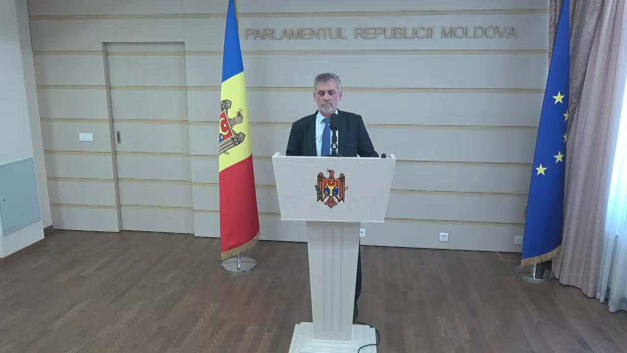 Declarațiile lui Tudor Deliu în timpul ședinței Parlamentului Republicii Moldova din 2 iunie 2017