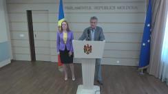 Declarația fracțiunii PCRM în timpul ședinței Parlamentului Republicii Moldova din 2 iunie 2017