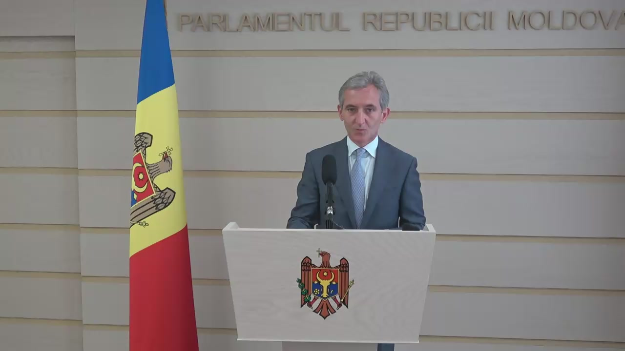 Declarațiile lui Iurie Leancă după ședința Parlamentului Republicii Moldova din 2 iunie 2017