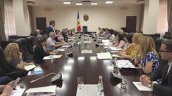 Prezentarea conceptului de Reformă a Administrației Publice Centrale pentru membrii Consiliului National pentru Participare