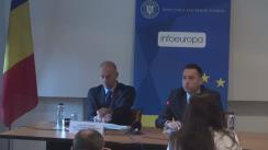 Reuniunea de lucru a reprezentanților Comisiei Europene cu Agentul Guvernamental pentru Curtea de Justiție a UE și secretarii de stat din cadrul ministerelor