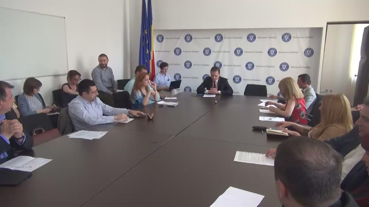 Ședința publică de dezbatere a proiectului privind raportarea zilnică a stocurilor și operațiunilor comerciale efectuate cu medicamentele de uz uman din Catalogul național al prețurilor medicamentelor