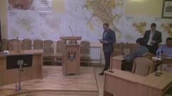 Ședința Consiliului Municipal Chișinău din 6 iunie 2017
