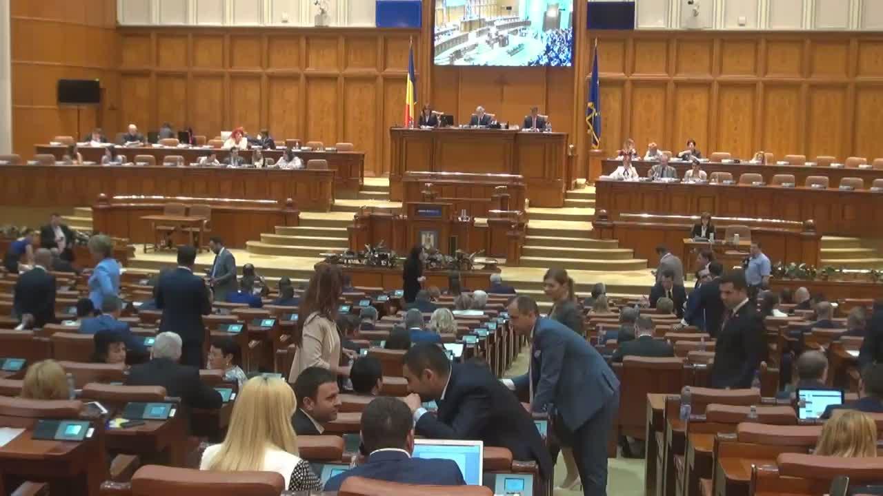 Ședința în plen a Camerei Deputaților României din 7 iunie 2017