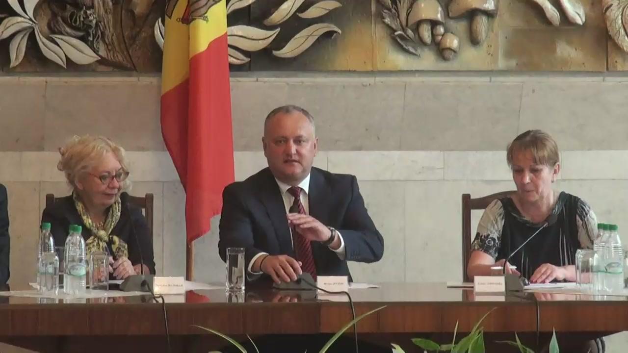 Ședința grupului de lucru comun privind cooperarea între Republica Moldova și Comisia Economică Eurasiatică în vederea punerii în aplicare a Memorandumului de cooperare dintre Comisia Economică Eurasiatică și Republica Moldova