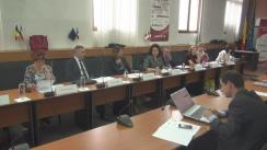 """Dezbatere organizată de Institutul European din România în parteneriat cu Euractiv Network și Freedom House România cu tema """"Timpul de muncă/Timpul de odihnă – o graniță tot mai difuză"""""""