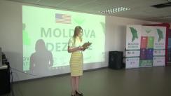"""Conferința finală """"Moldova Dezbatere"""" - """"Cluburi de dezbateri în toată țara. Succese și realizări"""""""