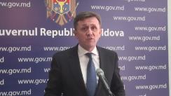 Declarațiile lui Iurie Ciocan după ședința Guvernului Republicii Moldova din 8 iunie 2017