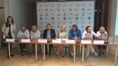Conferința de presă a echipei naționale a Moldovei Fed Cup 2017, care va avea loc în ajunul startului campionatului mondial feminin pe echipe Fed Cup by BNP Paribas, grupa a III-a a zonei Euro-africane